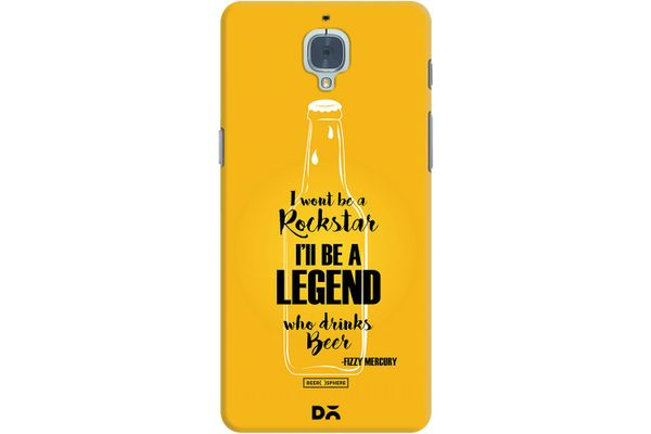 Legends of Beer Case For OnePlus 3
