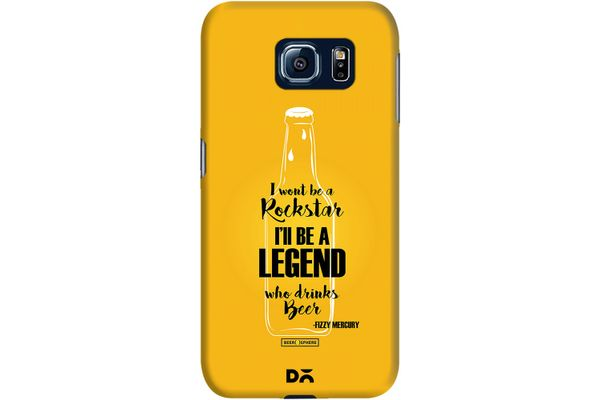 Legends of Beer Case For Samsung Galaxy S6