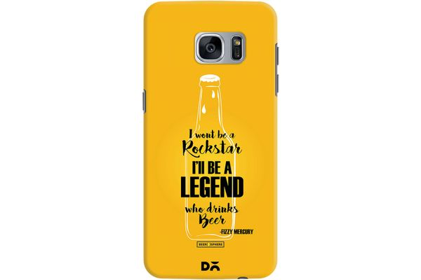 Legends of Beer Case For Samsung Galaxy S7 Edge
