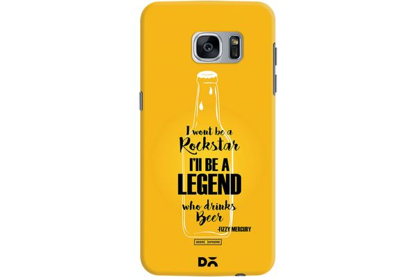 Legends of Beer Case For Samsung Galaxy S7