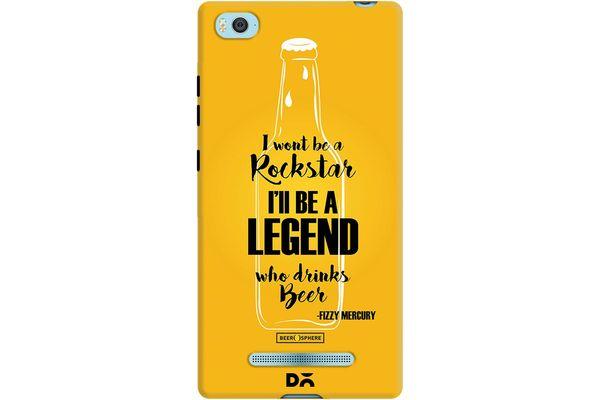 Legends of Beer Case For Xiaomi Mi 4i
