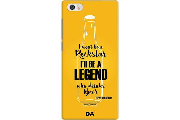 Legends of Beer Case For Xiaomi Mi5