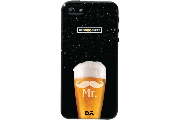 Mr. Beer Galaxy Case For iPhone 5/5S