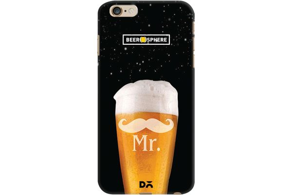 Mr. Beer Galaxy Case For iPhone 6 Plus