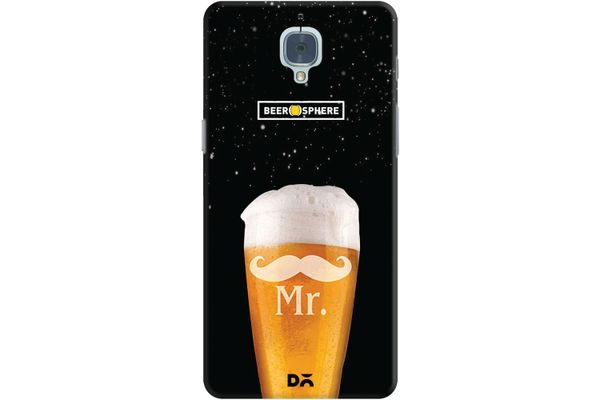 Mr. Beer Galaxy Case For OnePlus 3