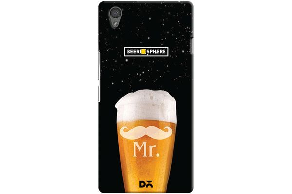 Mr. Beer Galaxy Case For OnePlus X