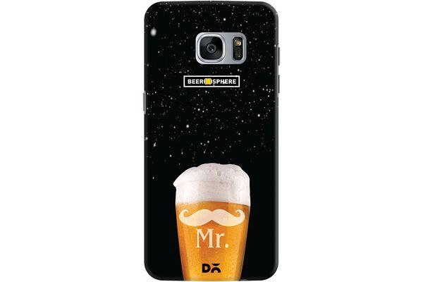 Mr. Beer Galaxy Case For Samsung Galaxy S7 Edge