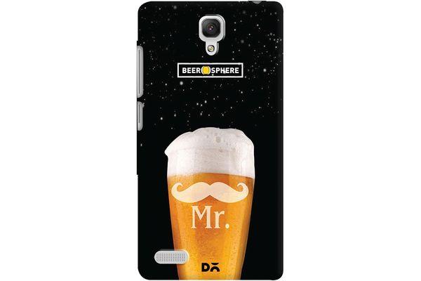 Mr. Beer Galaxy Case For Xiaomi Redmi Note 4G