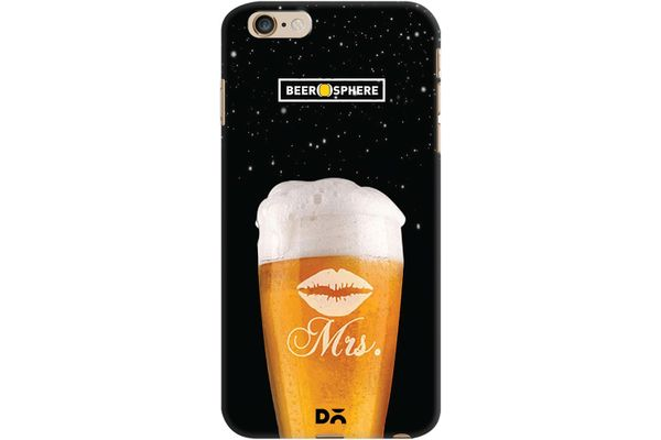 Mrs. Beer Galaxy Case For iPhone 6 Plus