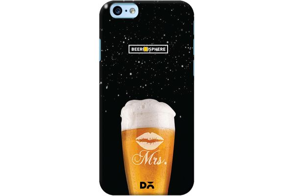 Mrs. Beer Galaxy Case For iPhone 6