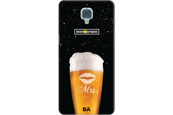 Mrs. Beer Galaxy Case For OnePlus 3