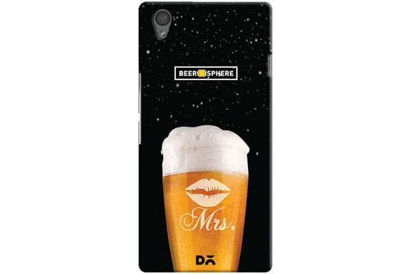 Mrs. Beer Galaxy Case For OnePlus X