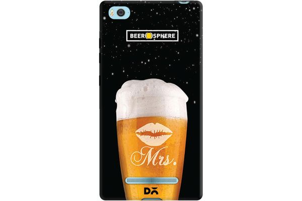 Mrs. Beer Galaxy Case For Xiaomi Mi 4i