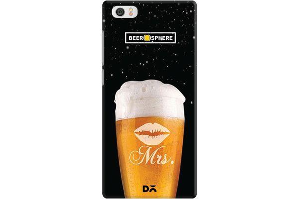 Mrs. Beer Galaxy Case For Xiaomi Mi5