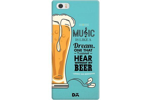 No Beer No Hear Case For Xiaomi Mi5