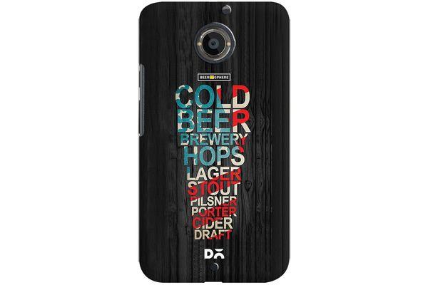 Red White & Beer Case For Motorola Moto X2