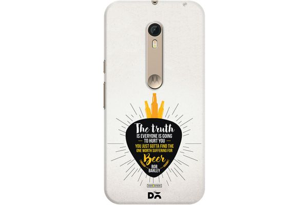 Truth Is Beer Case For Motorola Moto X Style