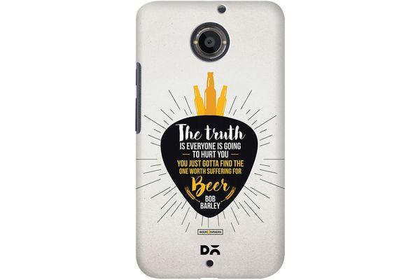 Truth Is Beer Case For Motorola Moto X2