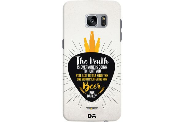 Truth Is Beer Case For Samsung Galaxy S7 Edge