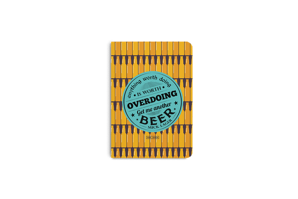 Another Beer A5 Notebook Plain