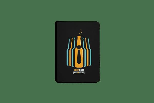 Beer Iz Boss A5 Notebook Plain