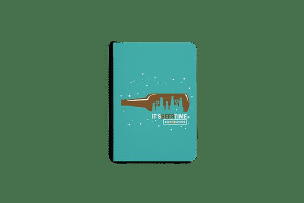 Beer OClock A5 Notebook Plain