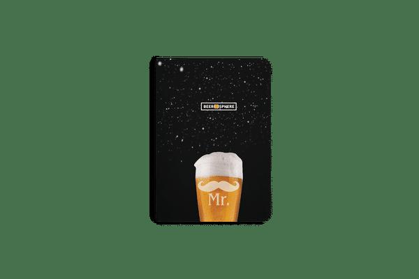 Mr. Beer Galaxy A5 Notebook Plain