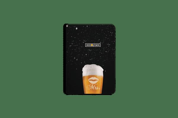 Mrs. Beer Galaxy A5 Notebook Plain