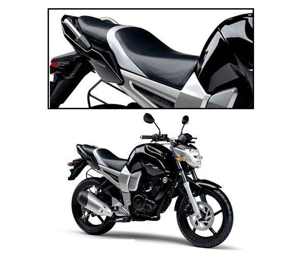 Vheelocity High Quality Bike Seat Cover For Yamaha Fz 16s Bike 72568