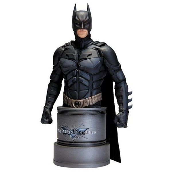 The Dark Knight Rises Batman Bust Figure by DC Collectibles
