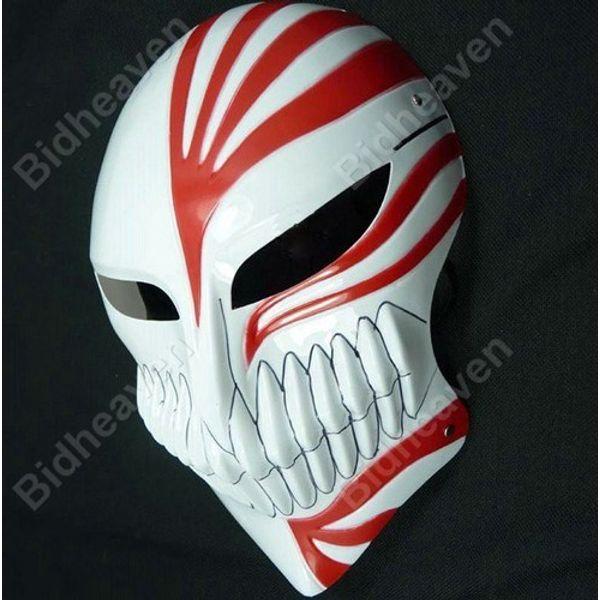 Bleach Hollow Ichigo Kurosaki Full Face PVC Mask