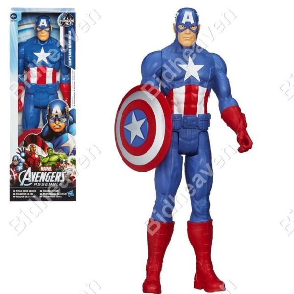 Captain America Avengers Action Figure Toy
