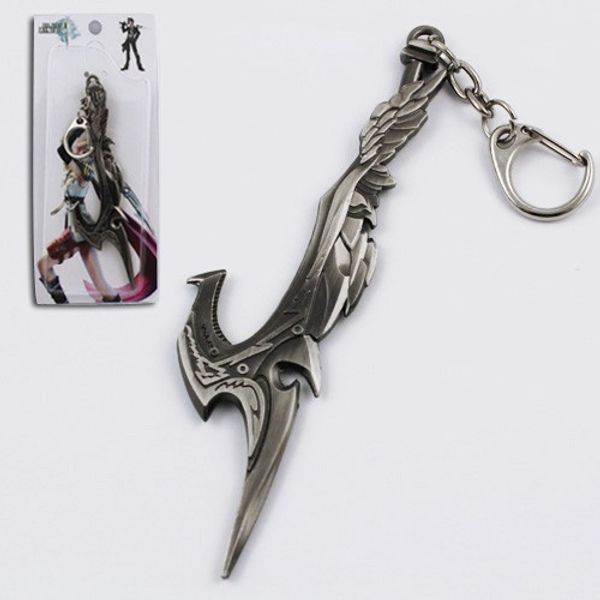 Final Fantasy XIII Metal Keychain