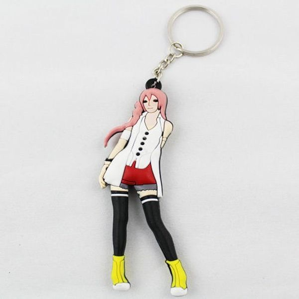 Final Fantasy XIII Serah Key Ring Chain Keychain KeyRing