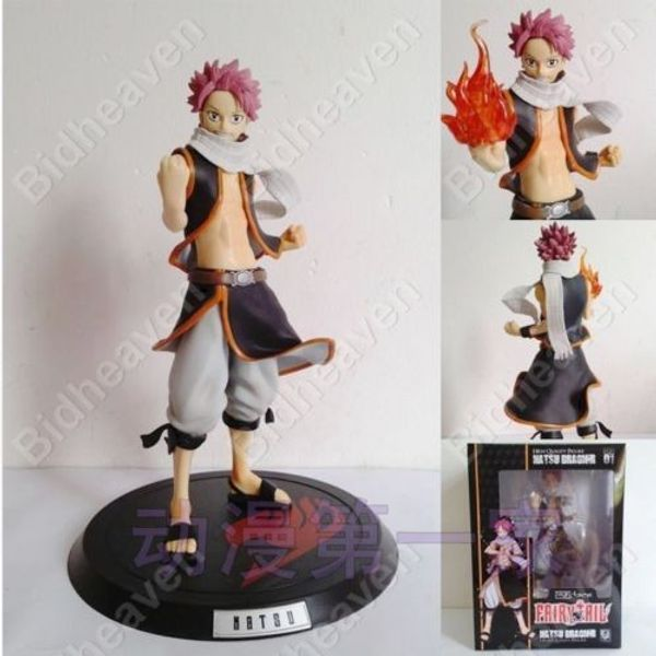 Fairy Tail Natsu Dragneel Action Figure