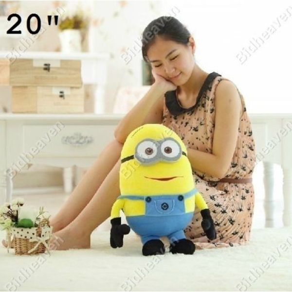 Despicable Me Minion Dave Soft Plush Doll