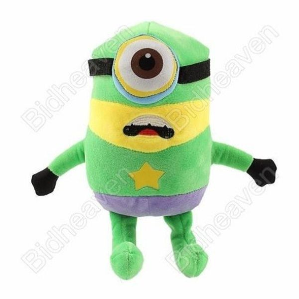 Despicable Me Cosplay Minions Stuart Hulk Plush Doll