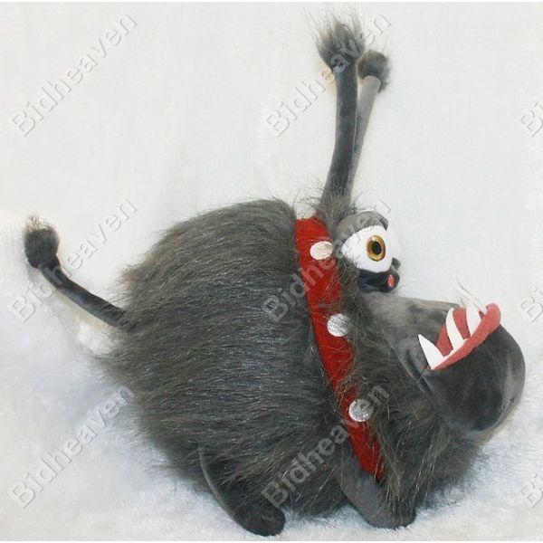 Despicable ME Minion Gru's Vicious Pet Dog Puppy Kyle Plush Doll