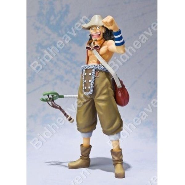 One Piece Sniper King Usopp New World Zero Action Figure