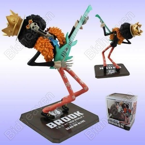 One Piece Brook The New World Zero Action Figure