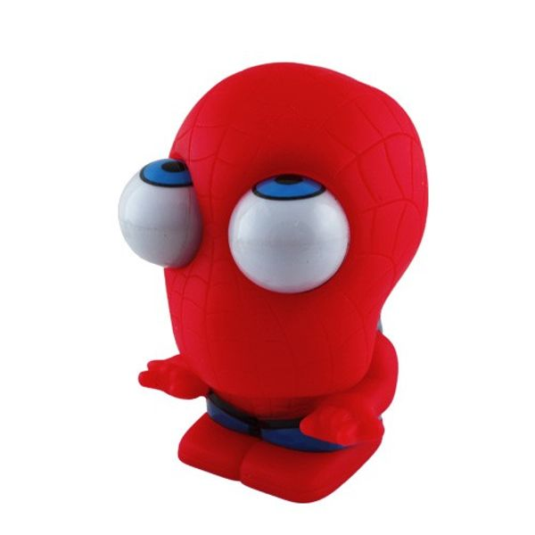 Spiderman Spider Man Stress Reliever Toy Squeeze to Pop Out Eyes