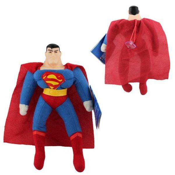 Superman Figure Justice League Soft Plush Stuffed Teddy Doll