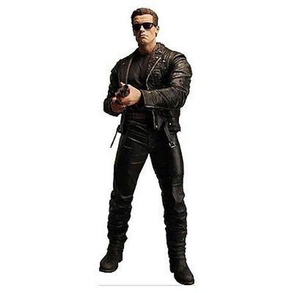 NECA Terminator 2 T-800 ARNOLD Action Figure Pescadero Escape