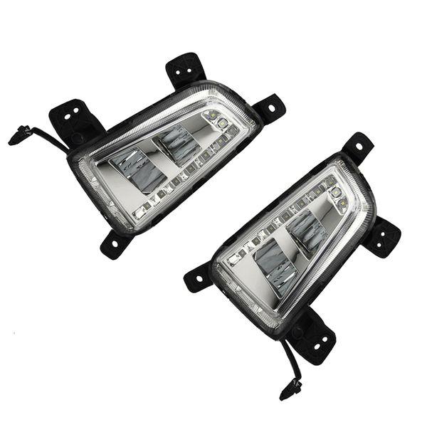 Kmh Drl Light For Hyundai Creta  Oe Type