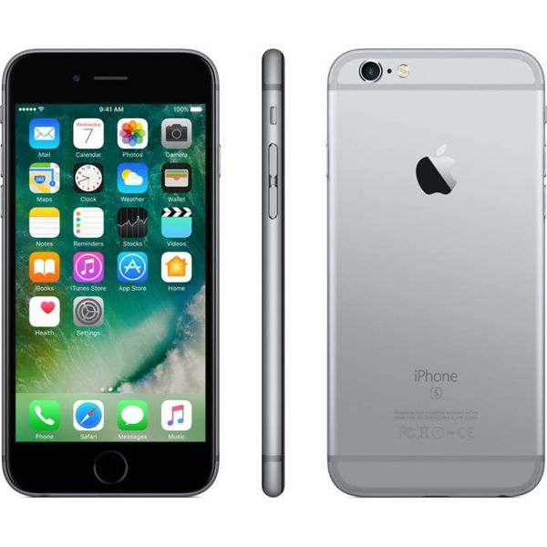 apple iphone 6s space grey 32 gb 89901. Black Bedroom Furniture Sets. Home Design Ideas