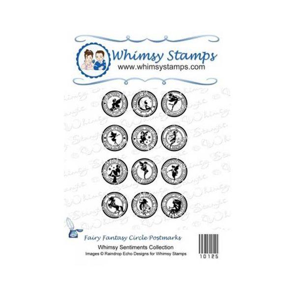 Circle Postmarks