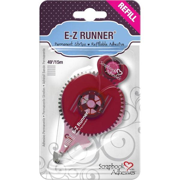 E-Z Runner Refill - Permanent, 49'