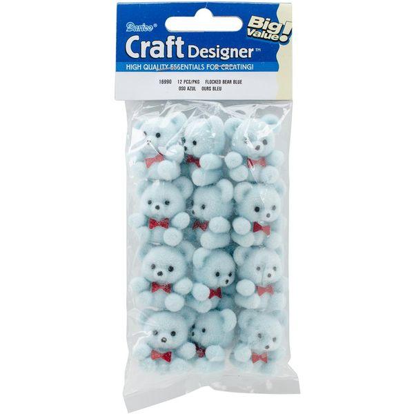 Blue-Teddy Bears