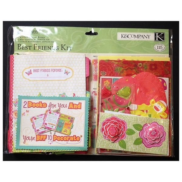 Berry Sweet Mini Book Kit
