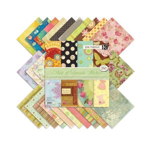 Best of Brenda Walton 12 x 12 Paper Pad